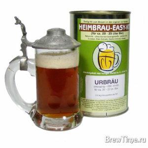 Солодовый экстракт Brau-Partner Urbräu 1,5 кг.