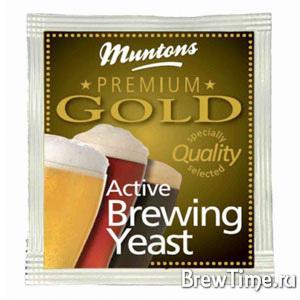 Дрожжи элевые Muntons Premium Gold