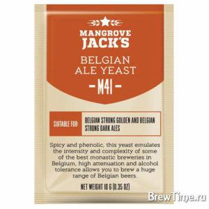 Дрожжи Mangrove Jack's M41 Belgian Ale